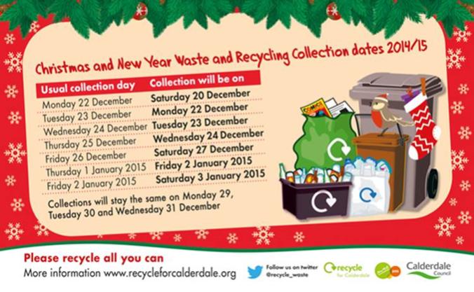 waste collectio flyer