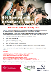 get started with health and fitness