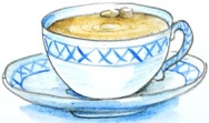 Diabetes Support Group, Tea Cup