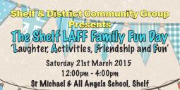 Shelf LAFF Fun Day