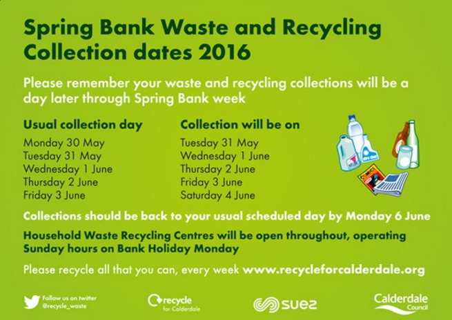 Spring Bank Waste Collection