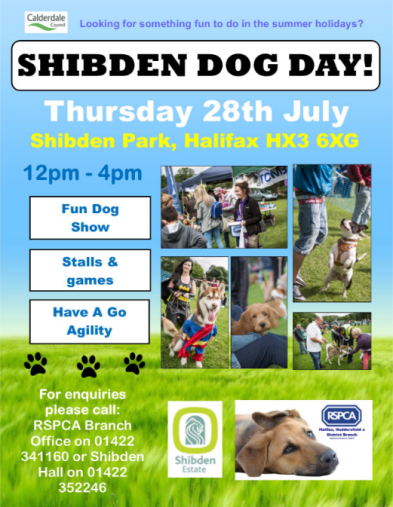 Dog Day at Shibden