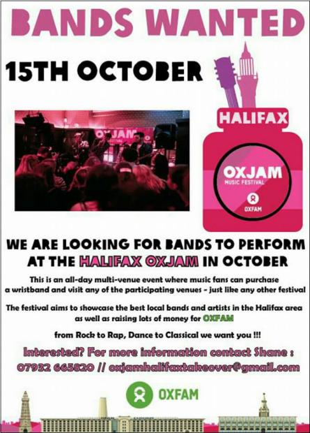 Oxjam Music Fest