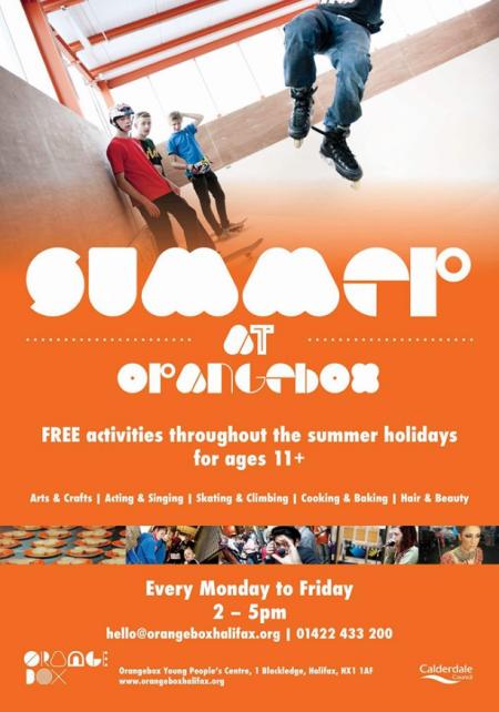 Summer Orangebox
