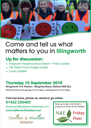 Poster WF -Illingworth Thursday 15 September   2016