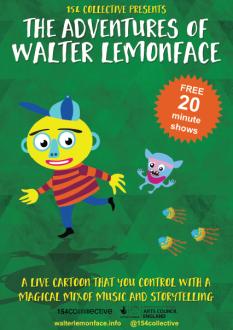 Walter Lemonface Poster