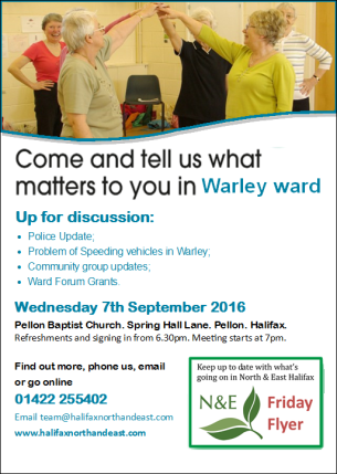 Warley Poster