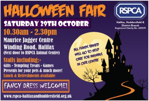rspca-halloween-fair