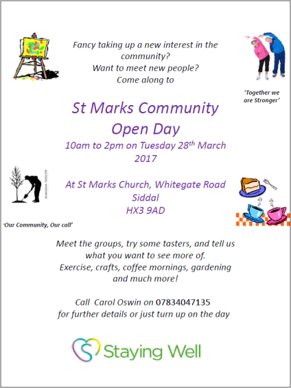 st-marks-community-open-day