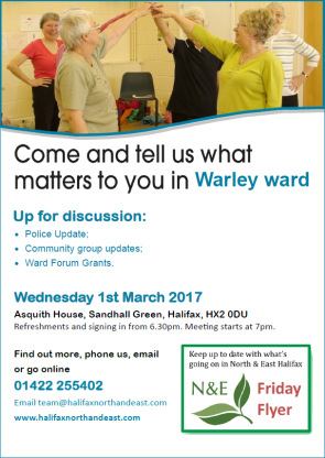 warley-ward-forum-poster