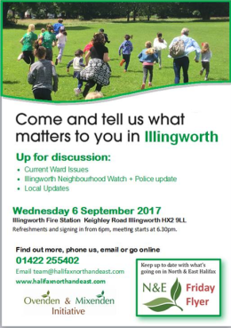 Illingworth WF Poster