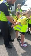 St Michaels Police Visit (1)