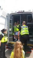 St Michaels Police Visit (2)