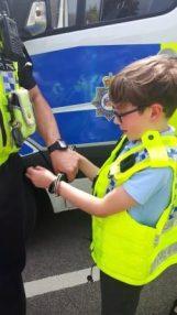 St Michaels Police Visit (6)