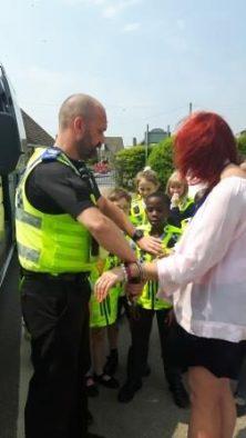 St Michaels Police Visit (7)