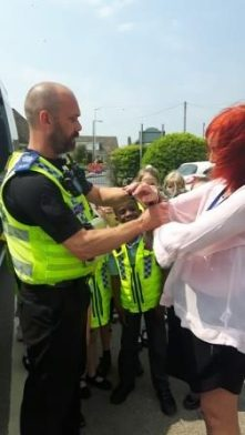 St Michaels Police Visit (8)
