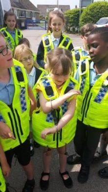 St Michaels Police Visit (9)