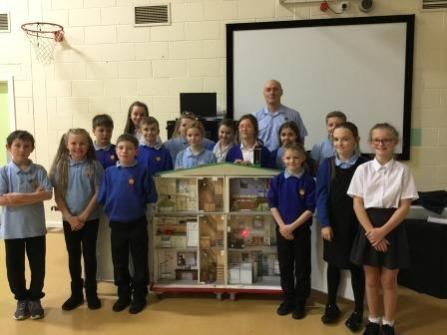 Deanfield Junior Wardens (4)