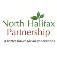NHP logo with strapline