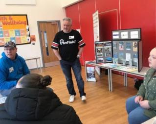 Wellbeing at Moorside April 2019 (1)