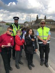 Whitehill Junior Wardens Speed Checks (3)