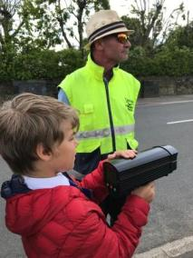 Whitehill Junior Wardens Speed Checks (4)