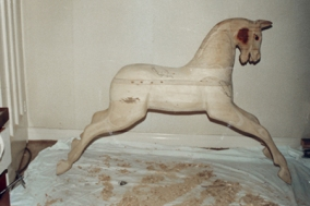 Beauty the Rocking Horse(3)