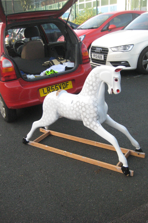 Beauty the Rocking Horse(4)