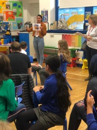 Friend for Life at Warley Town School 2019 (10)