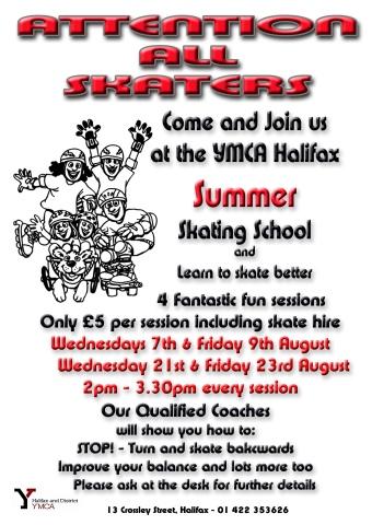 YMCA Poster_Summer Holiday