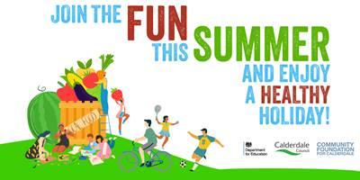 Healthy Holidays Calderdale – Information Session June 15th « Calderdale  Lower Valley blog